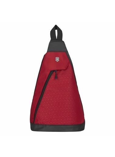 Victorinox  Altmont Monosling Sırt Çantası Kırmızı VG 606750 Kırmızı
